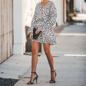 Cheetah Print Dress - New!